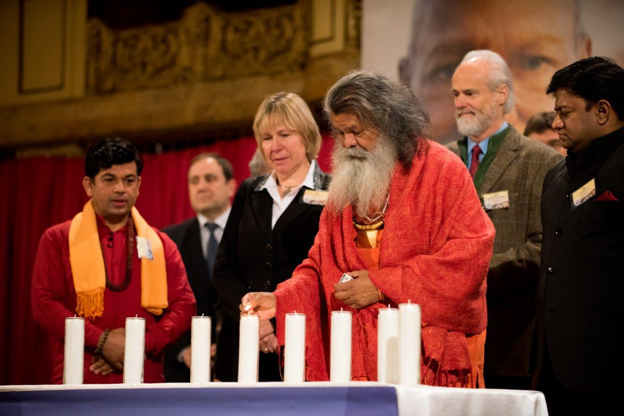 Yoga, Non-Violence and World Peace discussed at Sri Swami Madhavananda World Peace Council conference in Prague