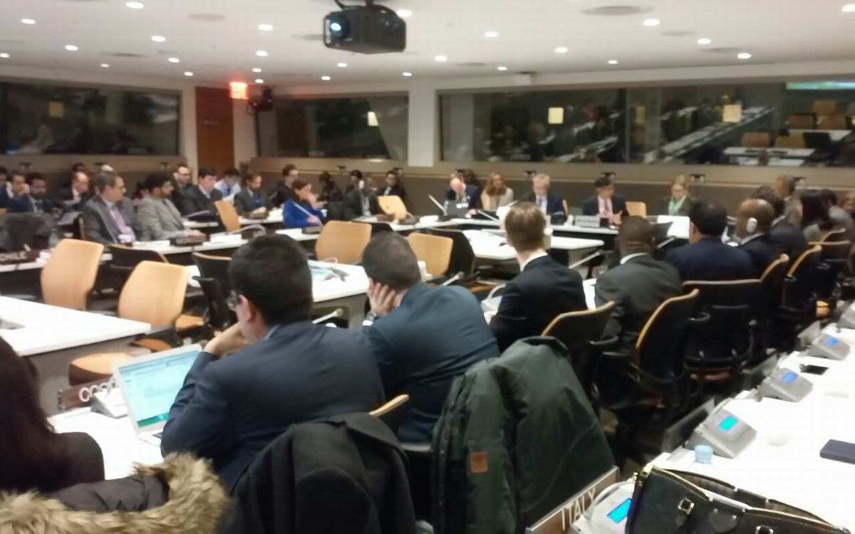 High-level Dialogue organized at UN Headquarters