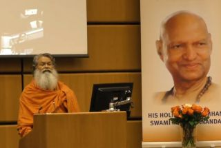 Vishwaguruji - Vienna Conference Closing Prayer